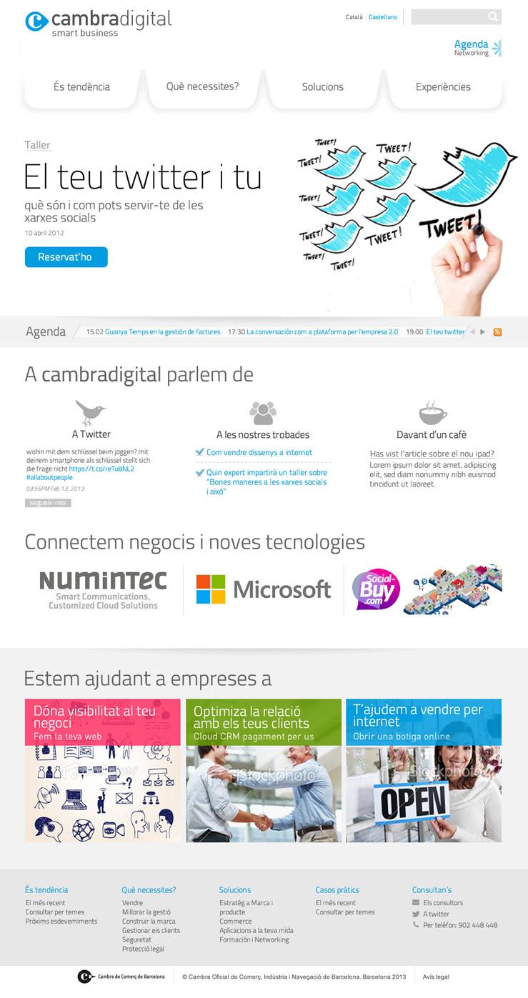 Web Cambradigital